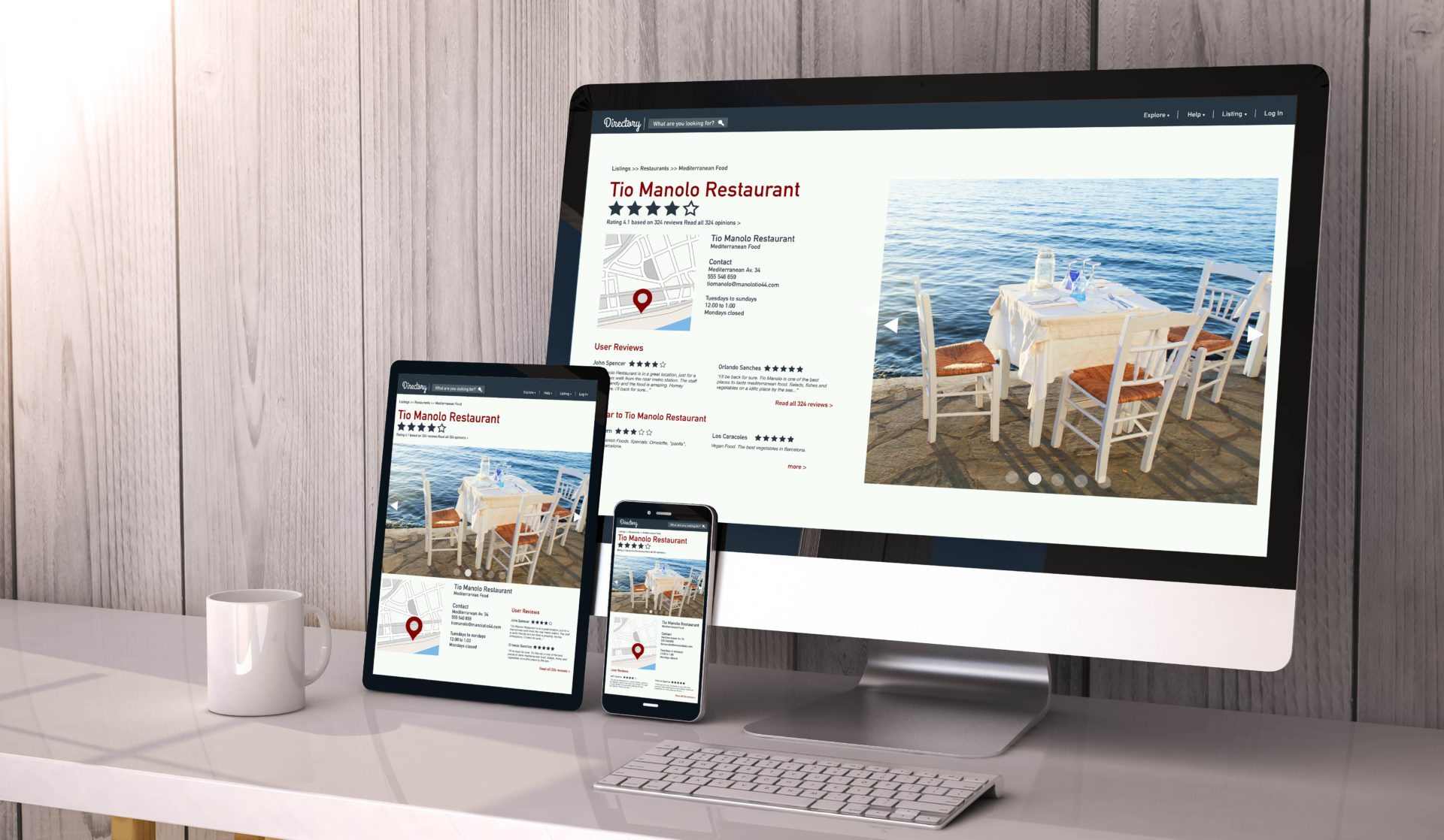devices responsive on workspace online directory online